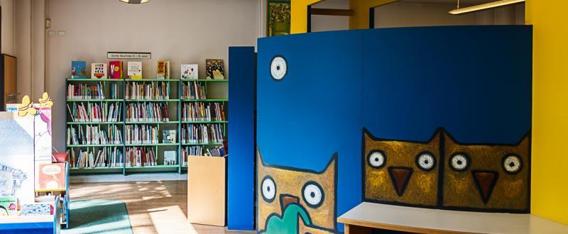Biblioteca di Mezzago