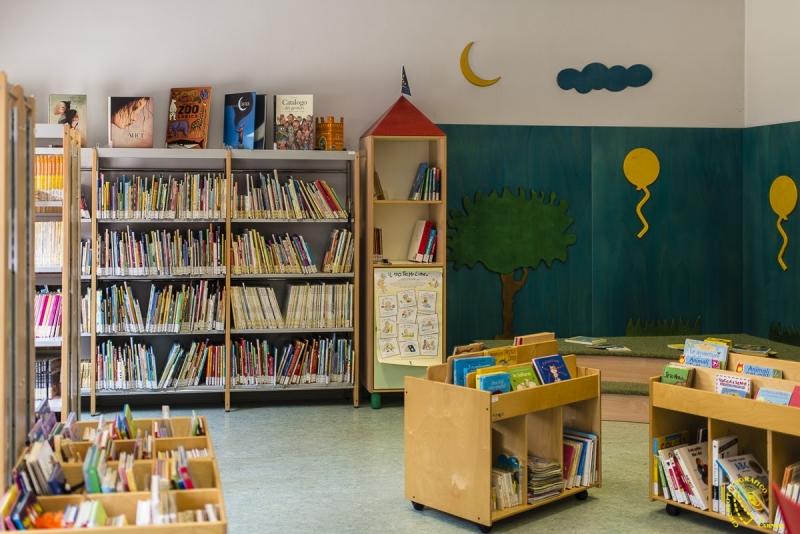 Biblioteca di Busnago