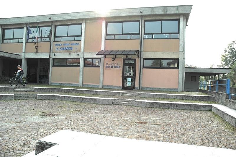 Biblioteca di Bellinzago Lombardo
