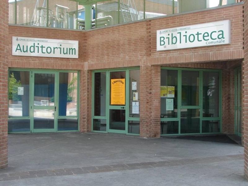Biblioteca di Vizzolo Predabissi