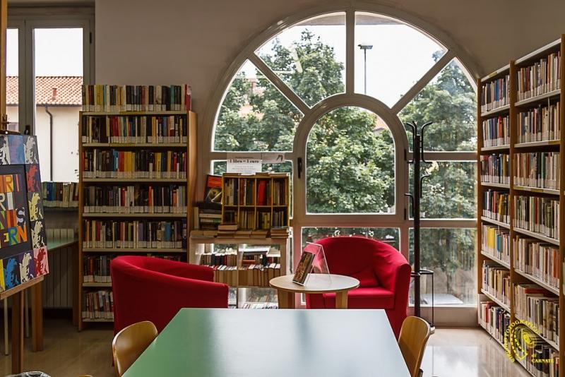 Biblioteca di Bellusco