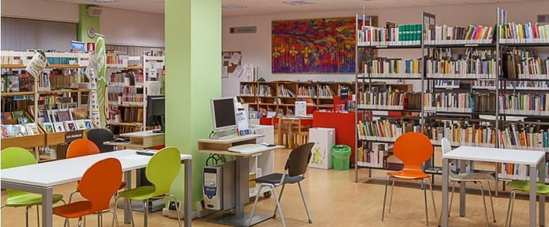 area ragazzi biblioteca vaprio