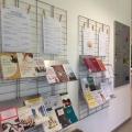 Vetrina di libri consigliati in bibliografia