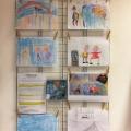 Mostra  disegni laboratorio creativo