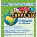 Il programma della Giornata internazionale del gioco e videogioco presso la biblioteca di Cavenago