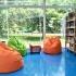 area lettura dedicata ai giovani